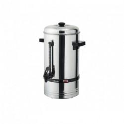Cafetière inox type percolateur 10L Tellier