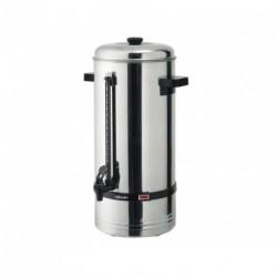 Cafetière inox type percolateur 15L Tellier