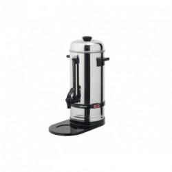 Cafetière inox type percolateur 5L Tellier