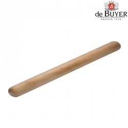 Rouleau à patisserie hêtre 50 cm De Buyer France