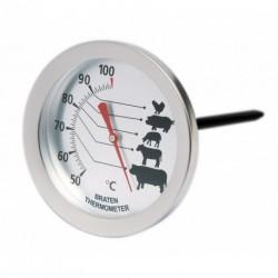 Thermomètre à viande et volaille 0°C +120°C Tellier