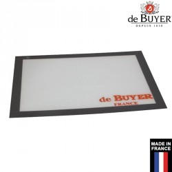 Tapis de cuisson silicone professionnel De Buyer France