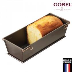 Moule à cake ouvrant anti adhésif 27 cm Gobel France
