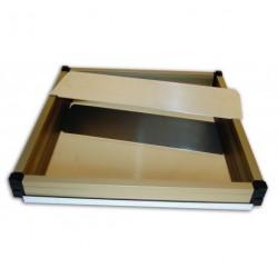 Kit cadre superposable 36x36cm