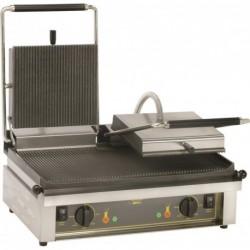 Grill panini double 4000W