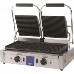 Grill panini double Eco 3600W