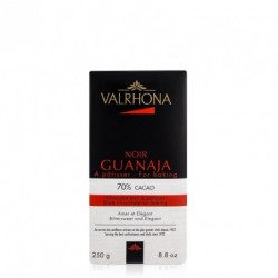 Chocolat noir Guanaja 70% 250g - Valrhona