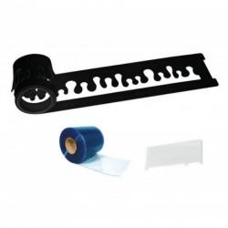 Moule silicone contour Goccia - Silikomart Professional