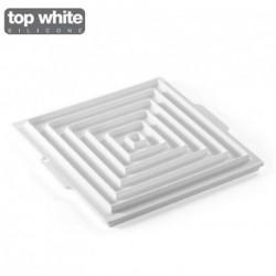 Insert silicone décor carré Square - Silikomart Professional