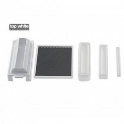 Kit moule silicone Ali Di Fata - Silikomart Professional