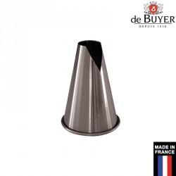 Douille à Saint-Honoré inox 11mm De Buyer France