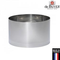 Cercle haut pour pain surprise inox De Buyer France