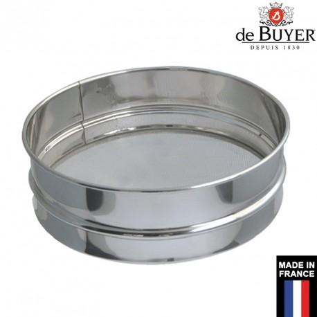 Tamis à farine maille fine 21 cm De Buyer France