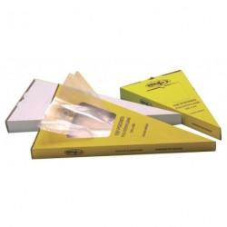 Boîte poche jetable polyéthylène 42cm x100